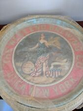 New listing Vintage West End Brewing Company Serving Tray Mint Condition