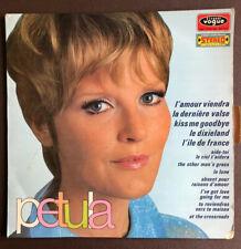 Petula Clark, Petula  Vinyl LP Album Record CLD721 France 1968