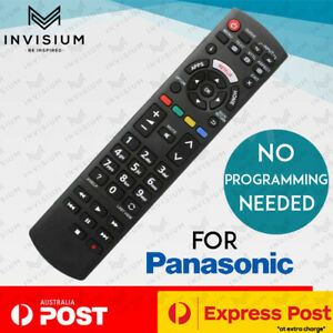 PANASONIC Replacement Smart TV LED LCD Remote Control with NETFLIX APPS button
