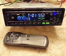 """Old School"",Kenwood KDC-6009, CD/ Receiver & CD Changer Controller"