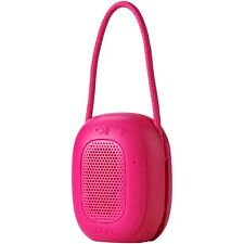 Onn Mini Bluetooth Speaker Rechargeable Battery 6 Hour Playtime