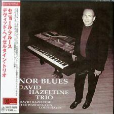 DAVID HAZELTINE TRIO-SENOR BLUES-JAPAN MINI LP CD C75