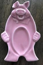 Ceramic Pig Spoon Rest