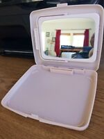 Vintage Mary Kay Color Palette Compact Make Up Case Removable Mirror Pink