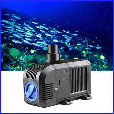 1500L/H 400GPH POWERHEAD SUMP RETURN WATER FLOW FILTER PUMP FISH TANK AQUARIUM