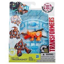 Hasbro Transformers Robots In Disguise RID Mini-Con Weaponizer W1/16 Tricerashot