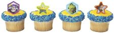 NEW TOY STORY CUPCAKE RINGS (12)