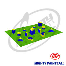 MP Paintball Field - Pratice Package A (MP-PT-PAC2) - 13 Smart-Bunkers