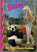 1998 - Barbie'S Children's Reading Book - The Giant Panda Problem !