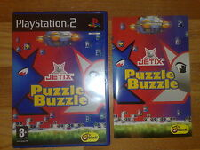 Puzzle Buzzle pour Sony Playstation 2 (PS2)