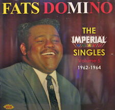 FATS DOMINO 'The Imperial Singles' - Volume #5 on ACE