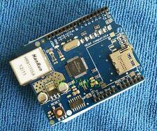 Ethernet Shield W5100 Development Board for Arduino UNO,UNO R3, Mega 2560,1280