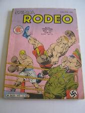 BD rodeo special n°93 de 1985