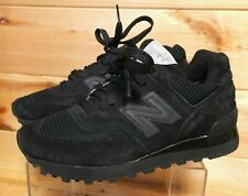 Most Wanted Women's New Balance x Champ Magazine 574 UK 4.5 Black Made in USA