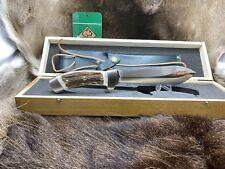 Puma Rüdemann, 3584, Jagdmesser, neuwertig, Holzbox, Knife Mint Presentation Box