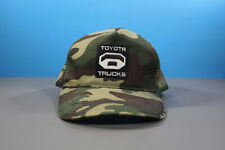 NEW Toyota Trucks Camo Baseball Hat Tundra Camouflage Mesh Snapback Cap