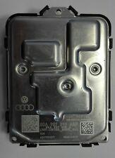 Audi VW Control Unit LCM MAX Driver Headlight ECU New OEM 80A907399
