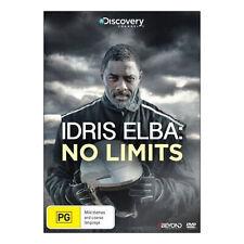 Idris Elba: No Limits DVD PAL New - TV Show, Motor Sport, 168 Mins, (PG)