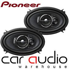 """Pioneer TS-A4633i 200 Watts 4 x 6"""" 10x15cm 3-Way Car & Van Custom Fit Speakers"""