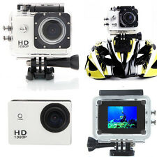 Full HD 720P Camcorder Helmet Sports DV for SJ4000 30M Action Waterproof Camera