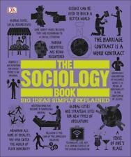 The Sociology Book: Big Ideas Simply Explained Tomley, Sarah VeryGood