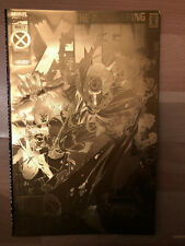 The astonishing X-Men Age of Apocalypse Ultimate Edition Gold Foil TPB 1995