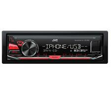 Autoradio JVC KD-X241 MP3 AUX IN USB illuminazione rosso KD-X241E
