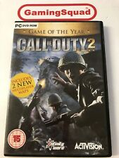 Call of Duty 2 GOTY PC, Supplied by Gaming Squad