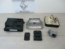 RENAULT MEGANE MK3 1.6 PETROL ENGINE ECU KIT SET 237100131R WARRANTY 2008-2012