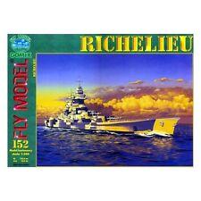 Gomix Fly 152 - French Battleship Richelieu (1942) 1:200