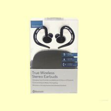 Insignia NS-CAHBTAP True Wireless In-Ear Headphones Black Free Fast Shipping