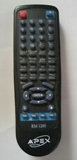 Genuine Apex RM-1200 Remote Control