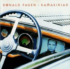 Donald Fagen CD Kamakiriad - Germany