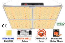 DEVILGROW 450W LED Grow Light Samsungled LM301B Indoor All Stage Veg Flower