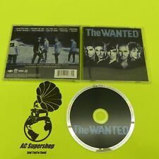 The Wanted self titled - CD Compact Disc