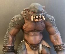 Mythic Legions STONE TROLL Deluxe Figure Pre-Owned