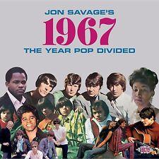 Jon Savage's 1967: The Year Pop Divided (CDTOP2 1495)