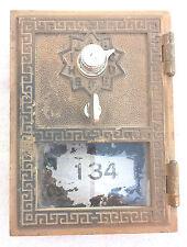 Post Office Box Door