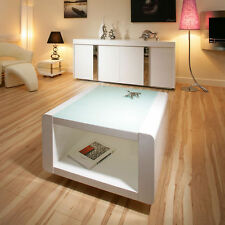 More than 200cm Height Square Modern Side & End Tables