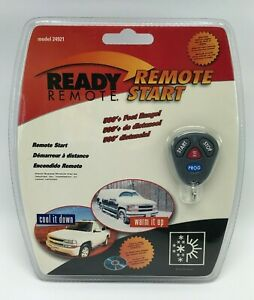 Ready Remote Car Starter by Directed Electronics 24921 Remote Start -  NEW