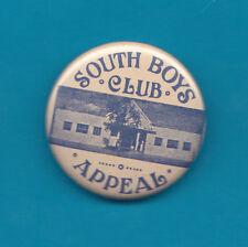 South Boys Club Appeal NSW