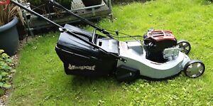 Masport Rotorola RRSP22 petrol lawnmower (2020)