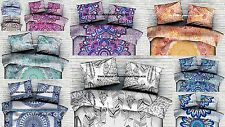 Indian Mandala Duvet Pillow Cover Cover Cotton Pillow Sham Case 30 Pc Lot Pillow