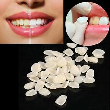 70Pcs/Bag Ultra-Thin Dental Temporary Crown Teeth Veneers Resin Anterior OB