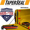 FORD FALCON UTE RUBBER DUST TAIL GATE TAILGATE SEAL KIT MADE IN USA