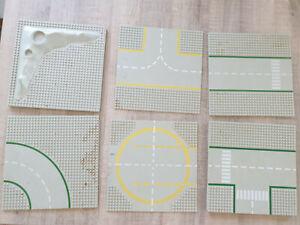 Lego Straßenplatten  14 Stück (30)