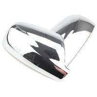 pour Peugeot 307 Rétroviseur Latéral de Porte Couverture Chrome vue Arrière E3C9