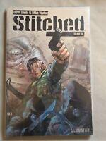 Stitched Volume 1 Graphic Novel Garth Ennis ZOMBIE HORROR