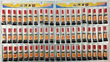 60 pack SUPER GLUE Cyanoacrylate Adhesive Wholesale 2g Tubes Crazy Glue