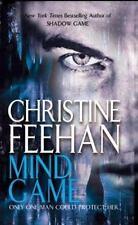 Mind Game 2 by Christine Feehan (2004, Paperback) Ghost Walker Series used